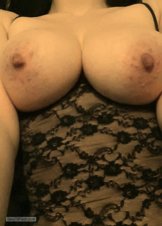 Tit Flash: My Big Tits - Taylor28 from United Kingdom