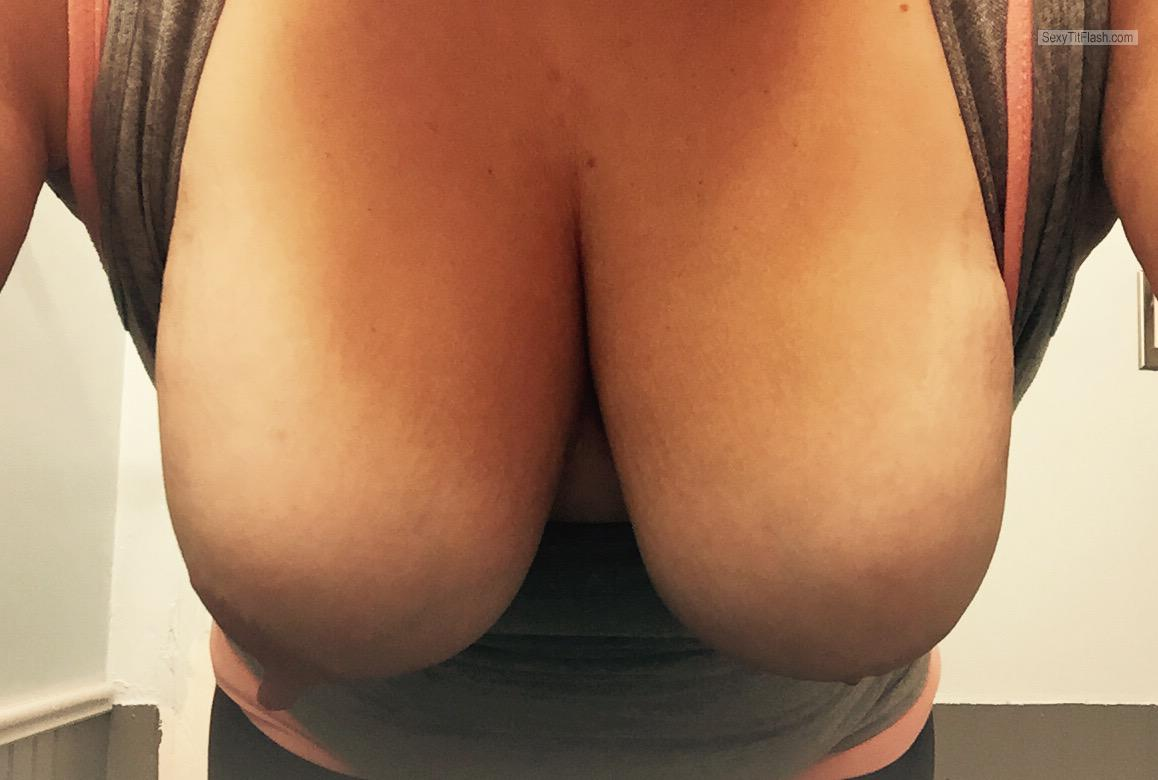 My Big Tits Selfie by Lonely.Sam