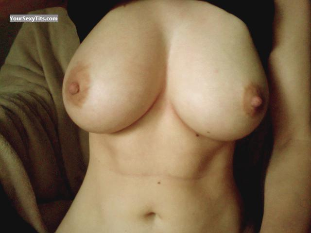 My Big Tits Selfie by Catherine