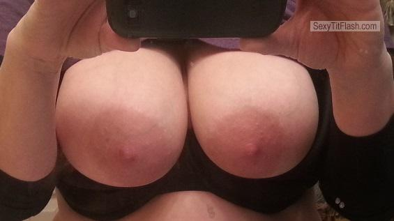Big Tits Of My Wife Selfie by Jonzer31