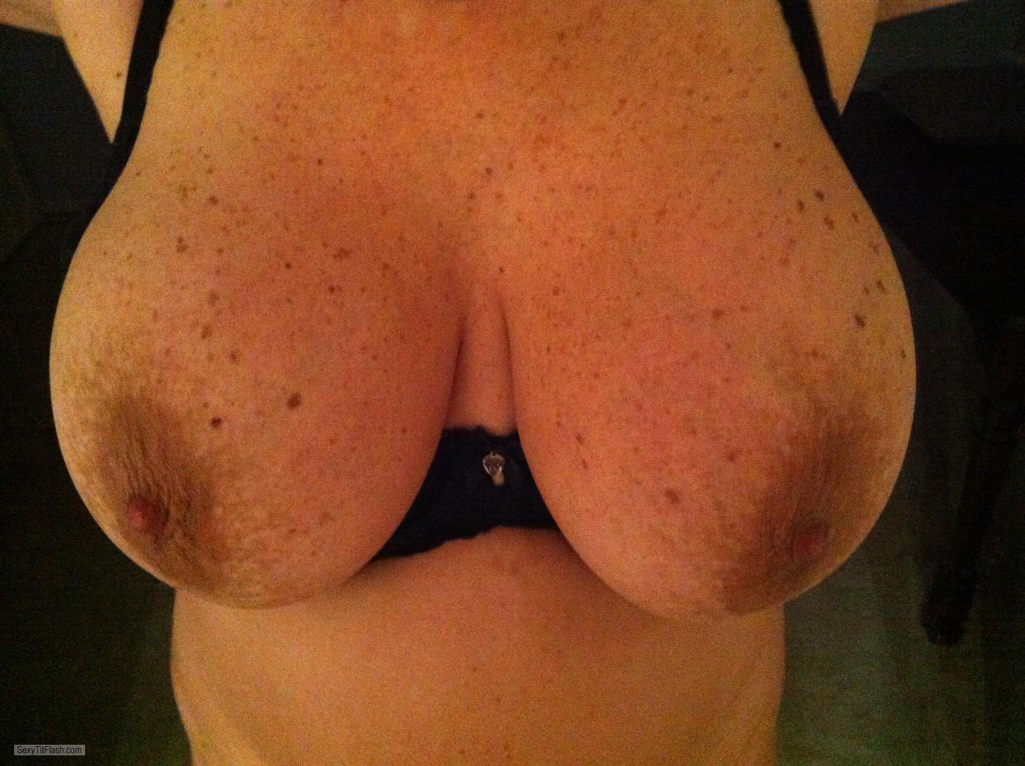 My Big Tits Selfie by Tiedupshot