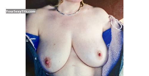 Tit Flash: My Friend's Big Tits - Ripe from Ireland