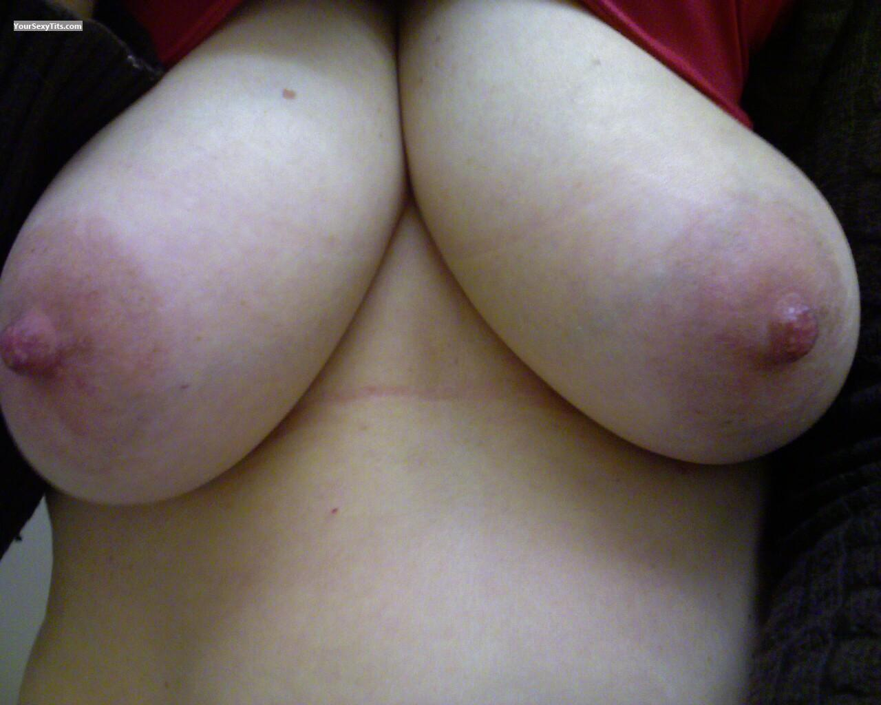 My Big Tits Selfie by Bunny