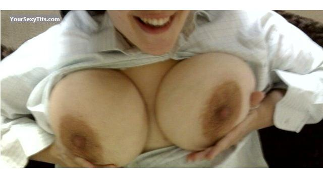Tit Flash: My Big Tits - Mybignips from United States