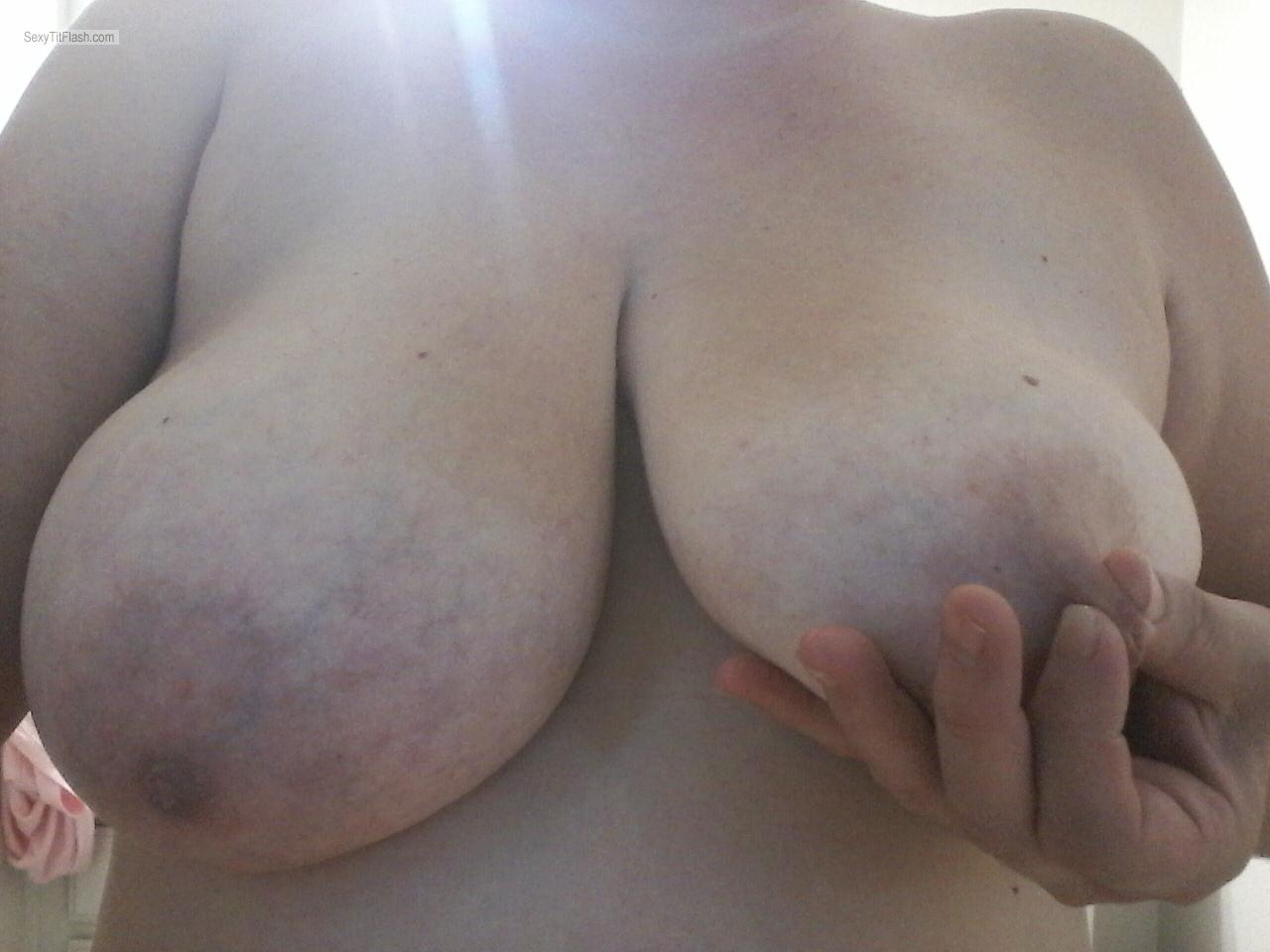 My Big Tits Selfie by Shysexydd