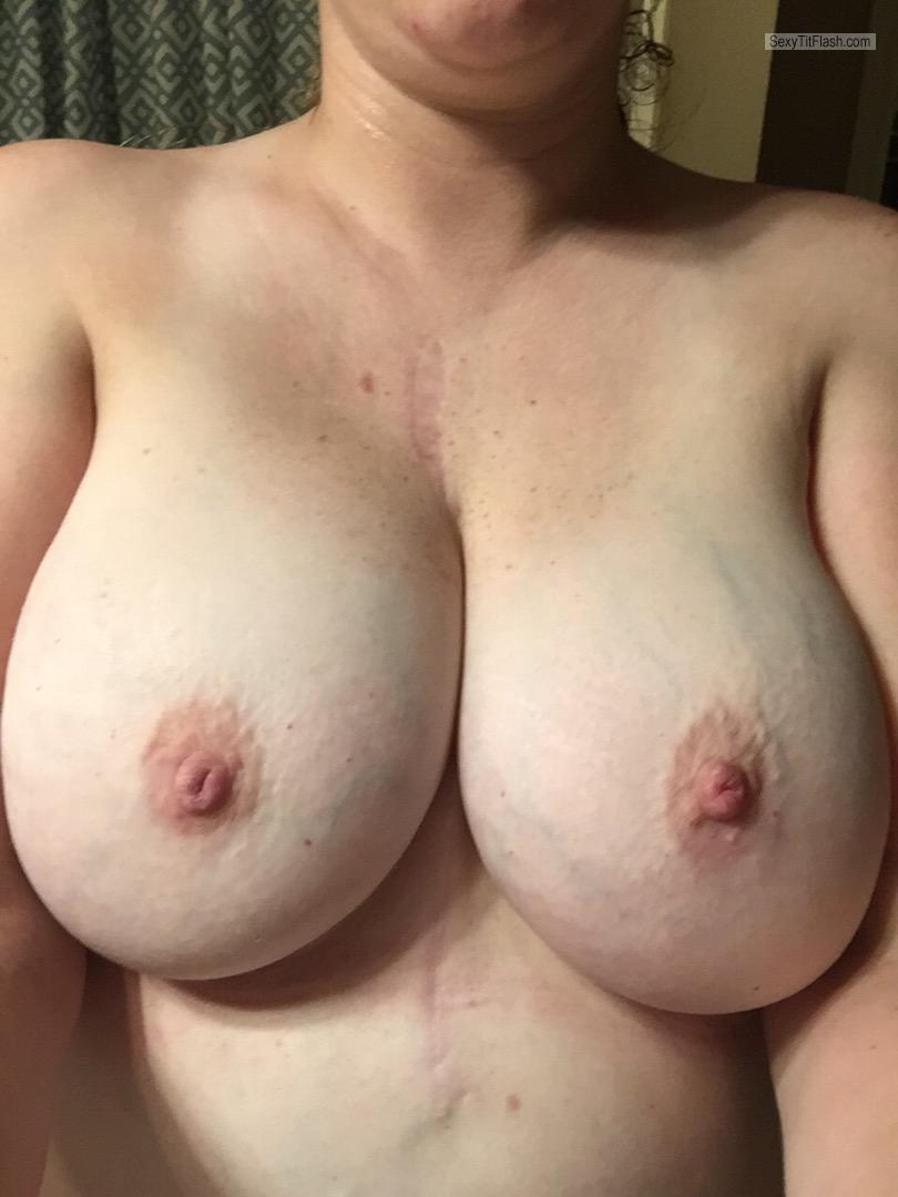 My Big Tits Selfie by Bigtit