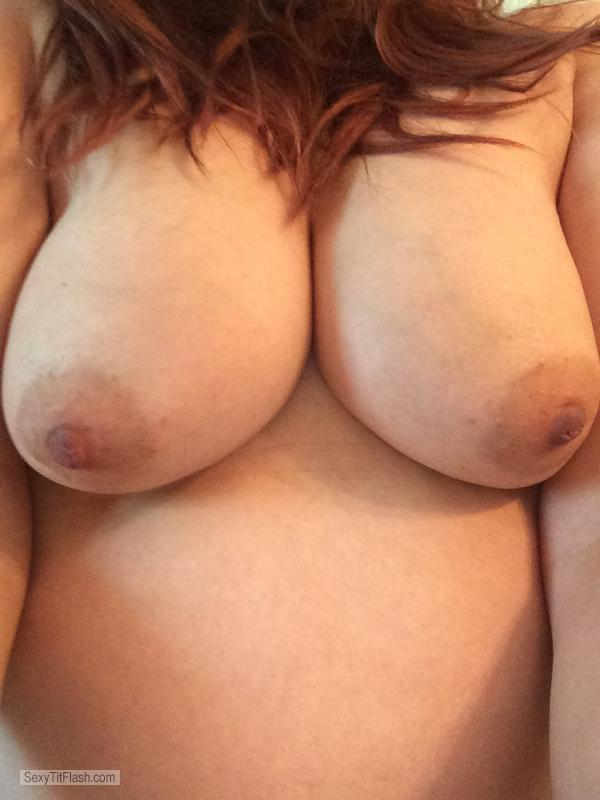 My Big Tits Selfie by Sexy Chubby