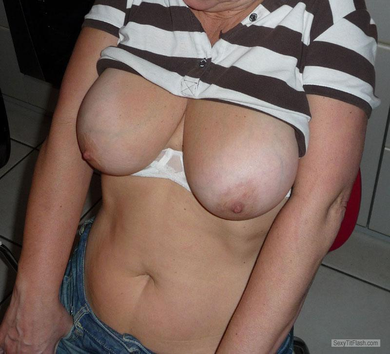 Big Tits Of My Wife Tina