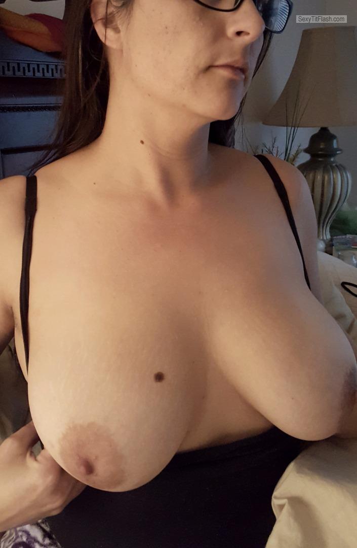 Slut wife tits