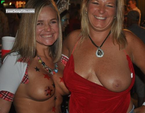 Big Tits Of My Wife Topless Party Girls