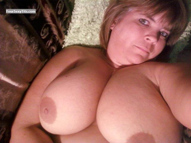 My Big Tits Topless Selfie by Stacia