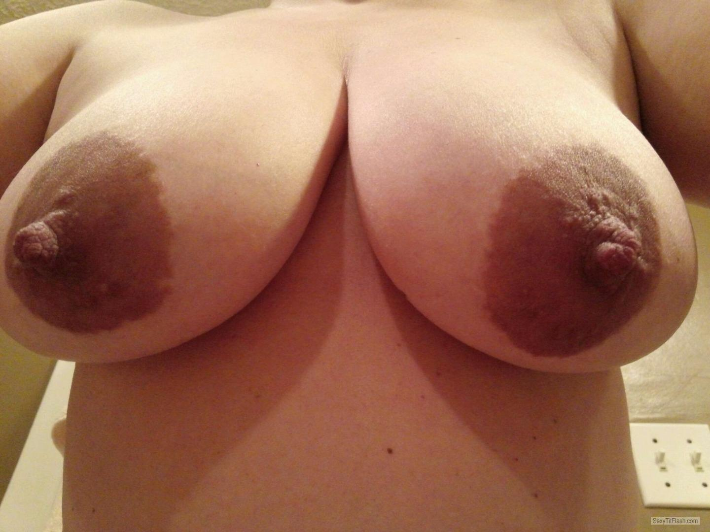 My Big Tits Selfie by Hot Texas Wifey