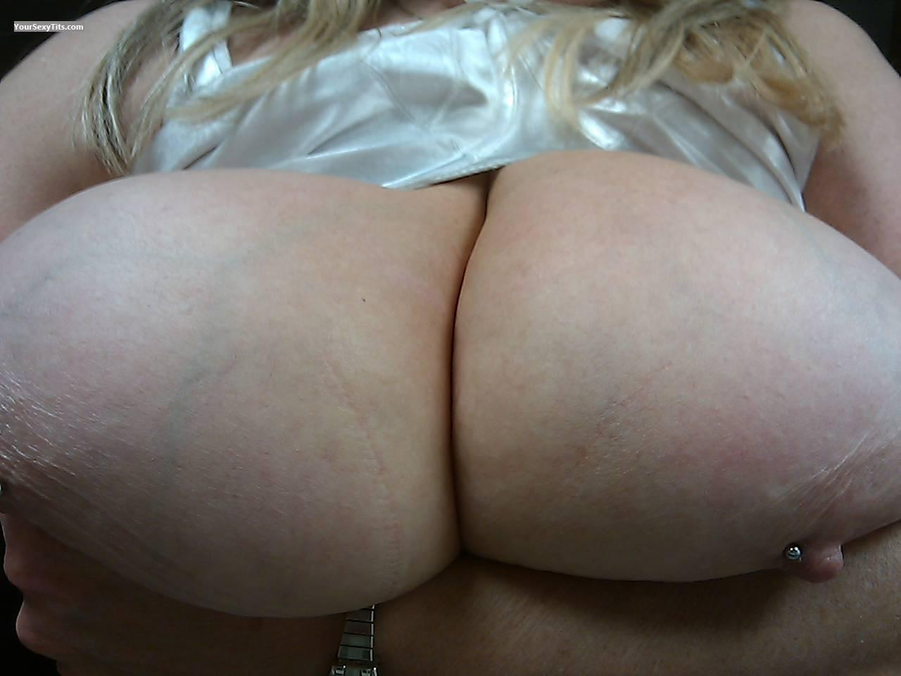 My Big Tits Selfie by Pix