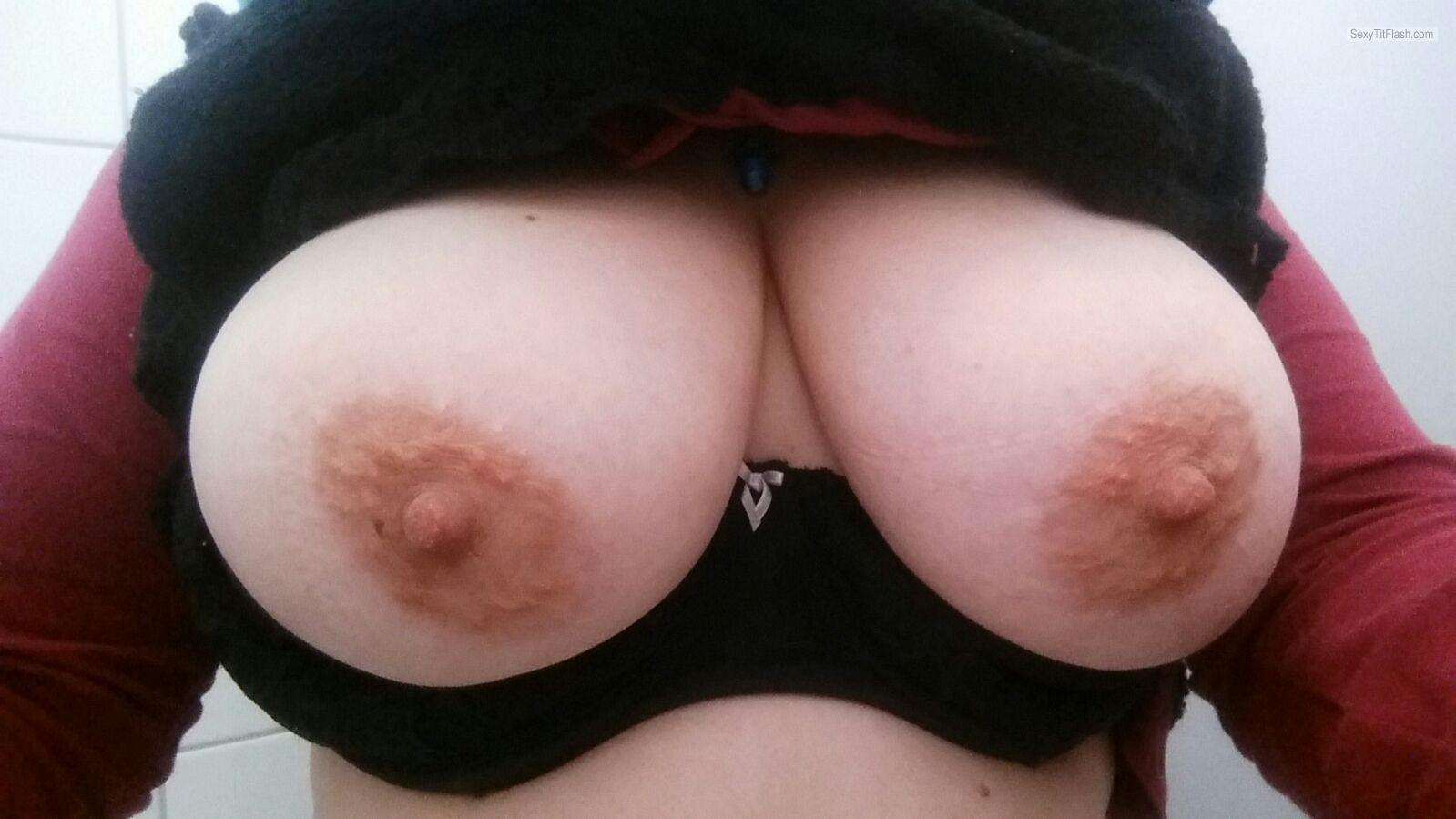 My Big Tits Selfie by Ehesau