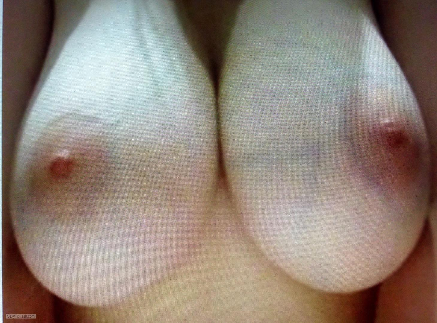 Big Tits Of My Girlfriend Big Tit Squeeze