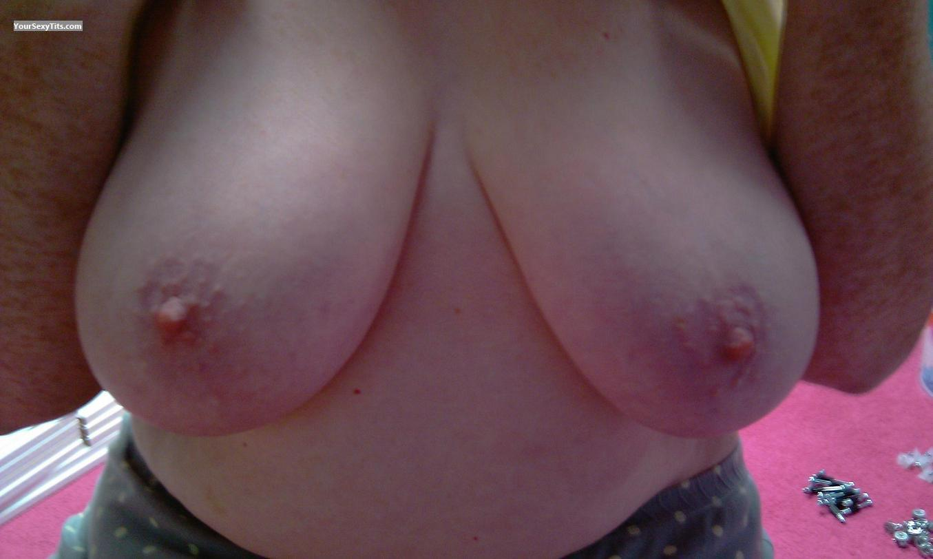 Big Tits Julia's Cracking Tits