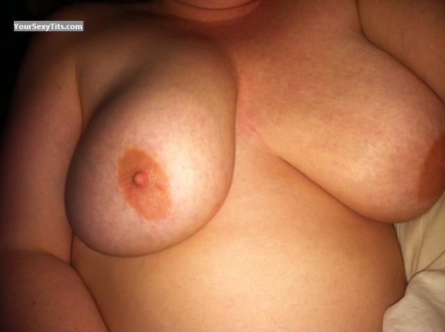 Tit Flash: Big Tits - Denise from United States