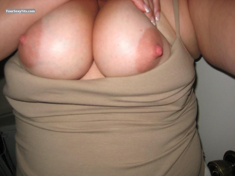 Big Tits Of My Wife Selfie by Enigma