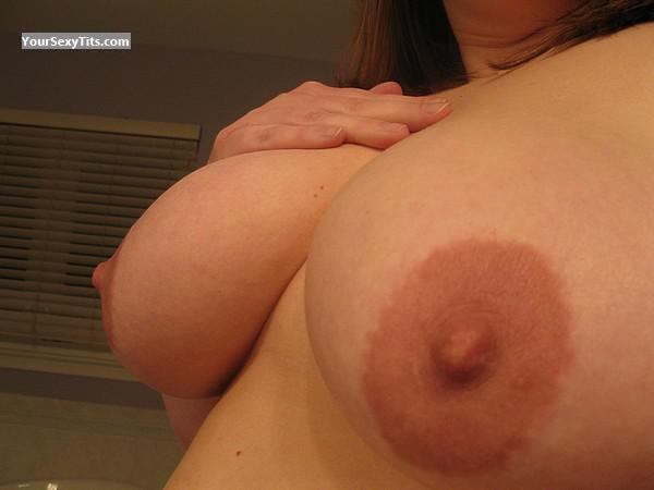 My Big Tits Selfie by Christina