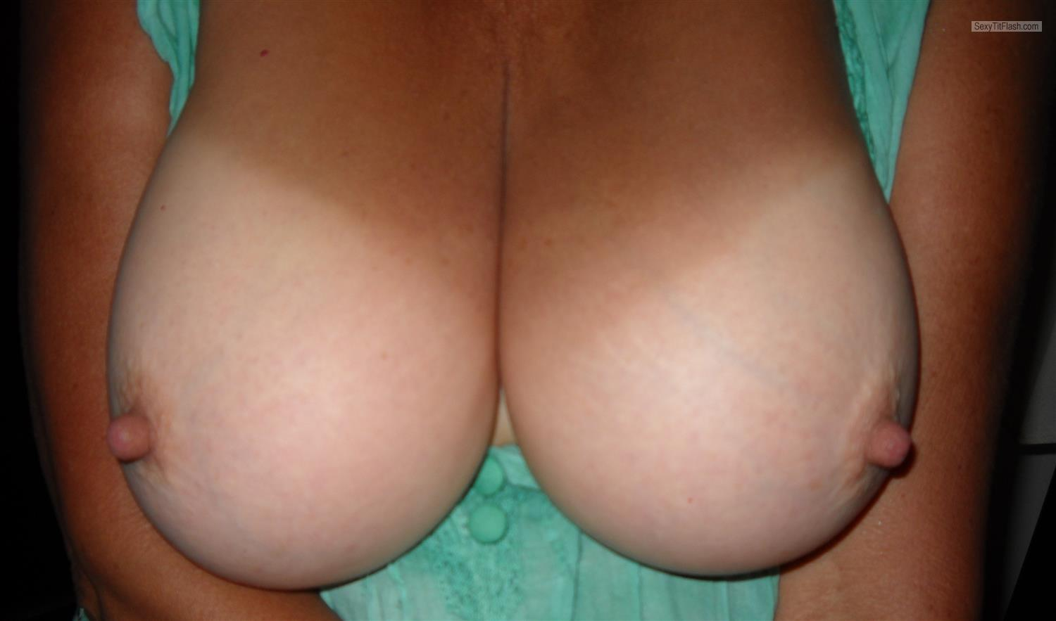Big tits white tanlines images 202