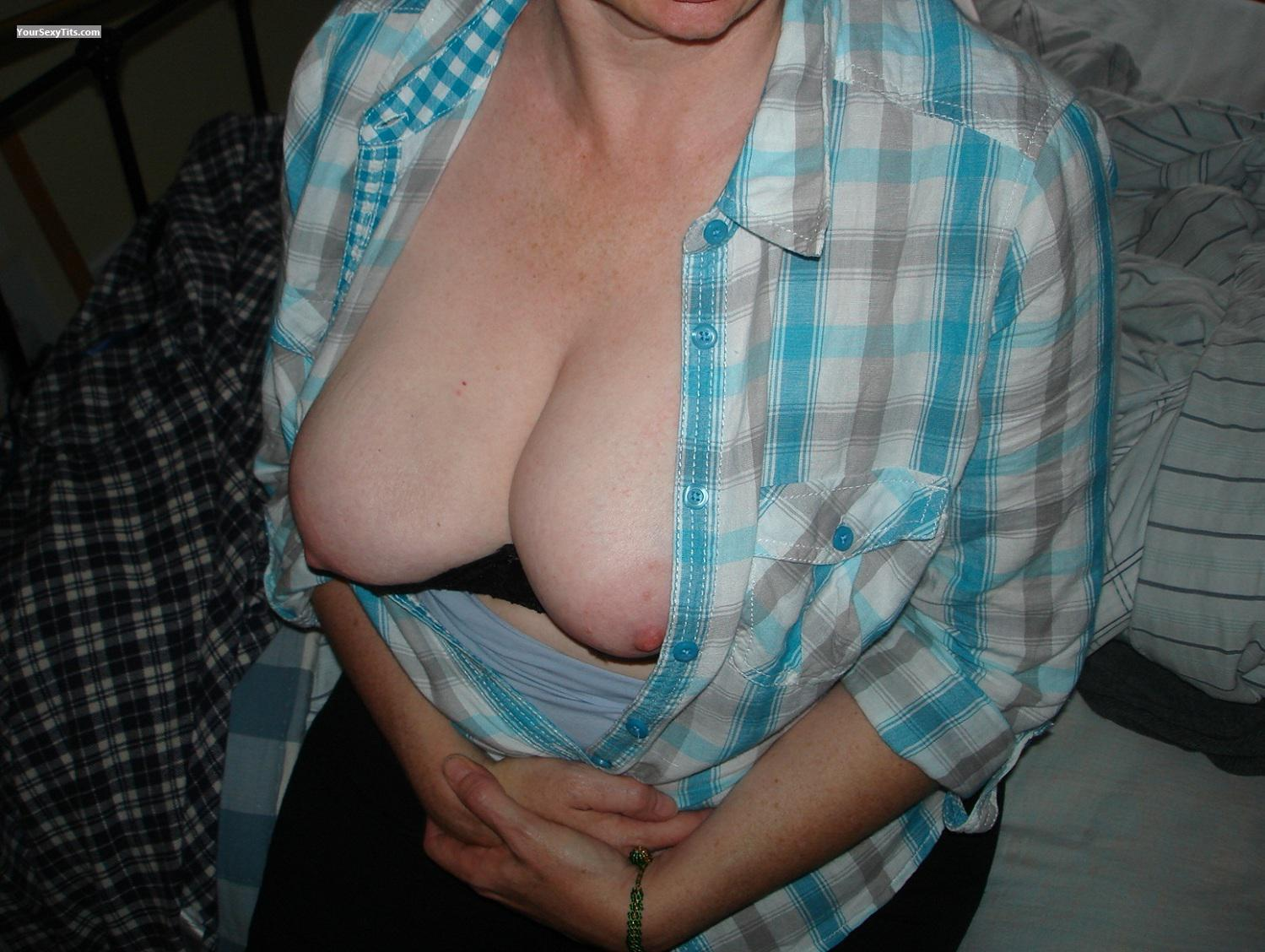 Tit Flash: Big Tits - Sbuk22 from United States