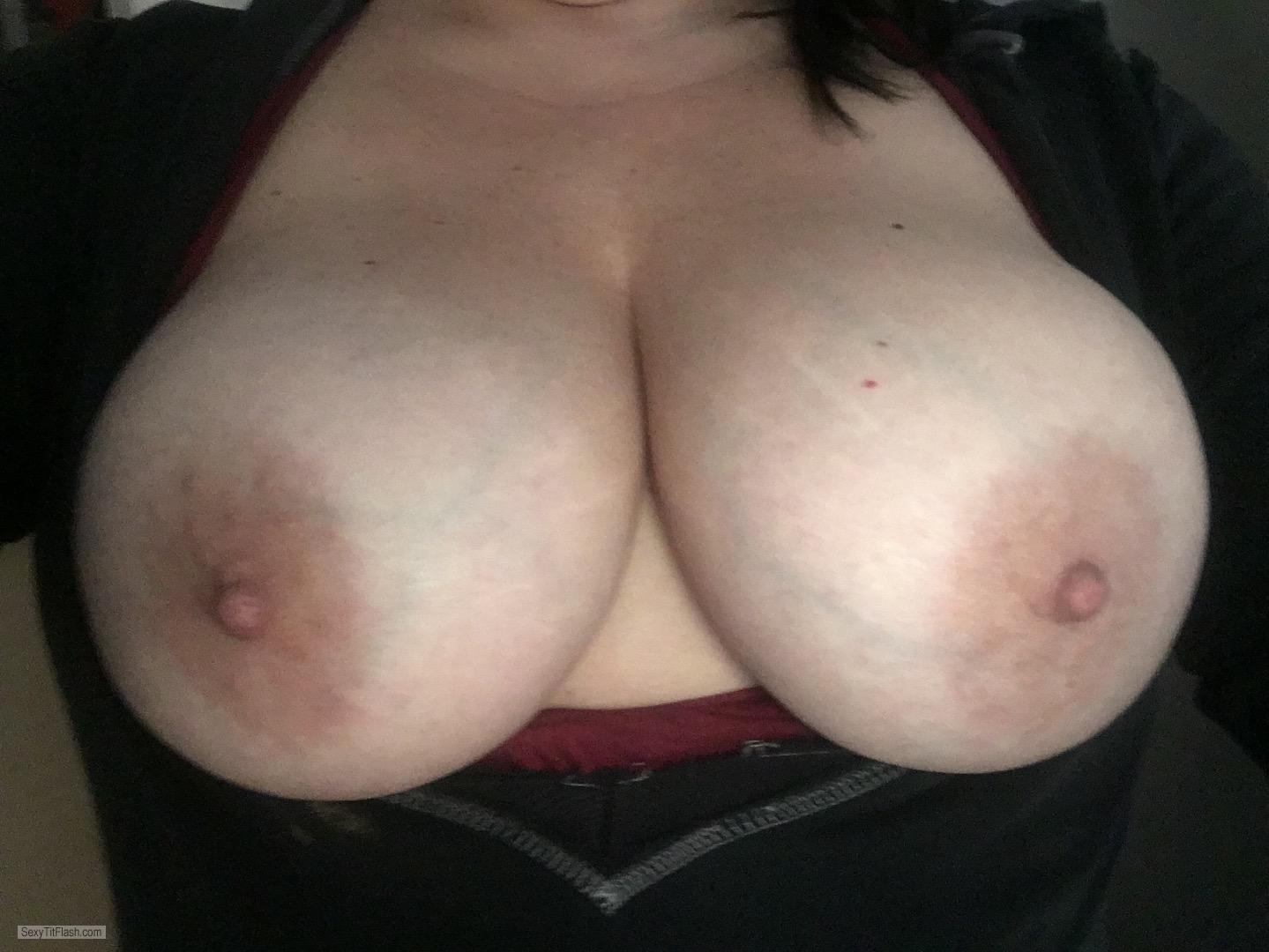 My Big Tits Super Bowl Sunday