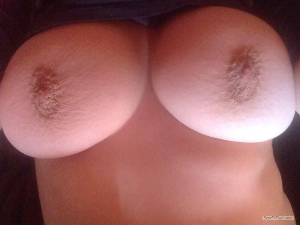 My Big Tits Selfie by Mizz2cute