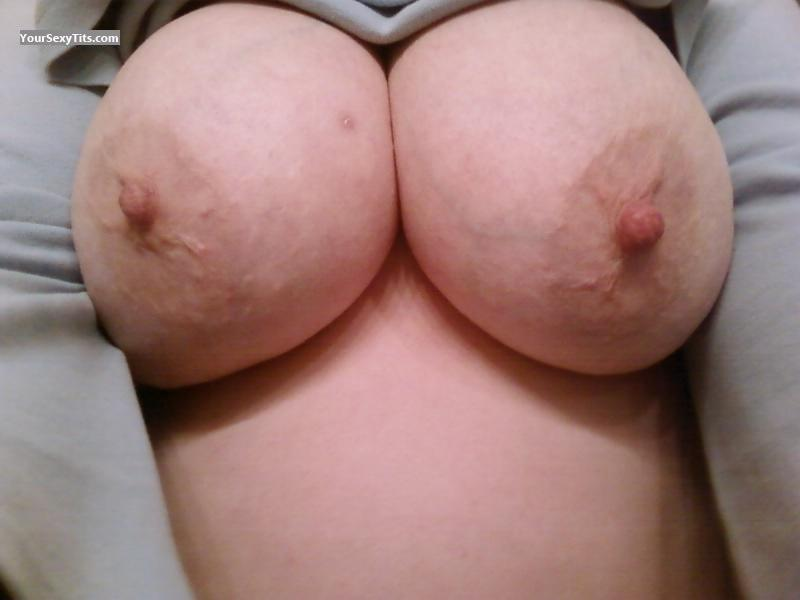 My Big Tits Selfie by Elizabeth