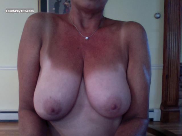 My Big Tits Selfie by RED