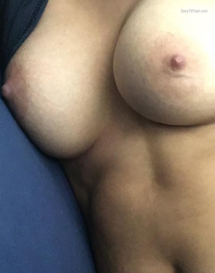 My Big Tits Selfie by BiGTitty