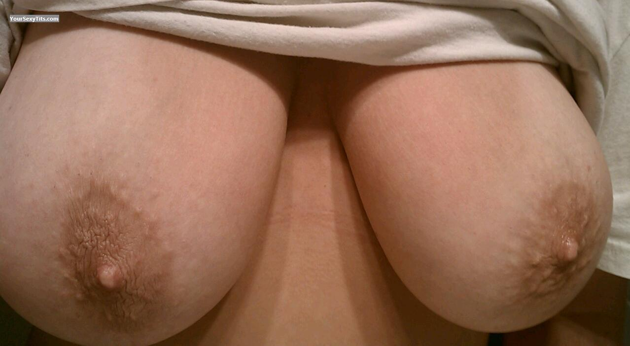Tit Flash: My Big Tits (Selfie) - Orallyfixated from United States