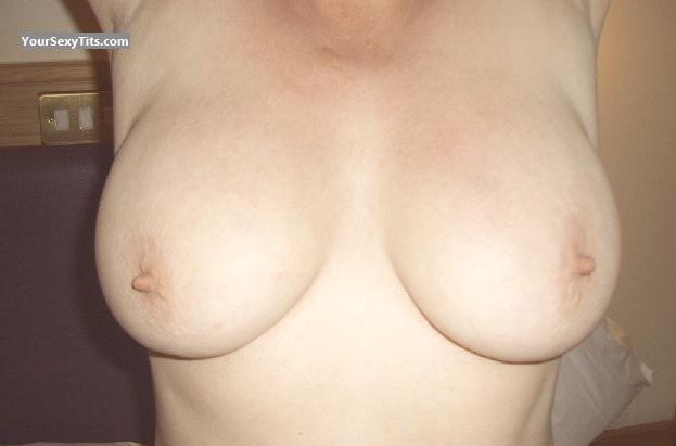 Tit Flash: Big Tits -