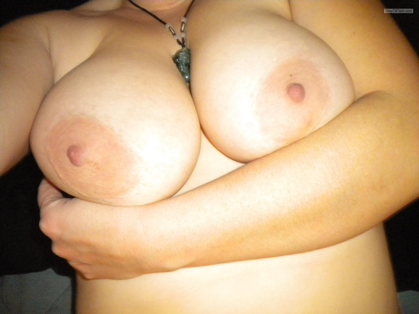 Big Tits Of My Ex-Girlfriend Selfie by Jess