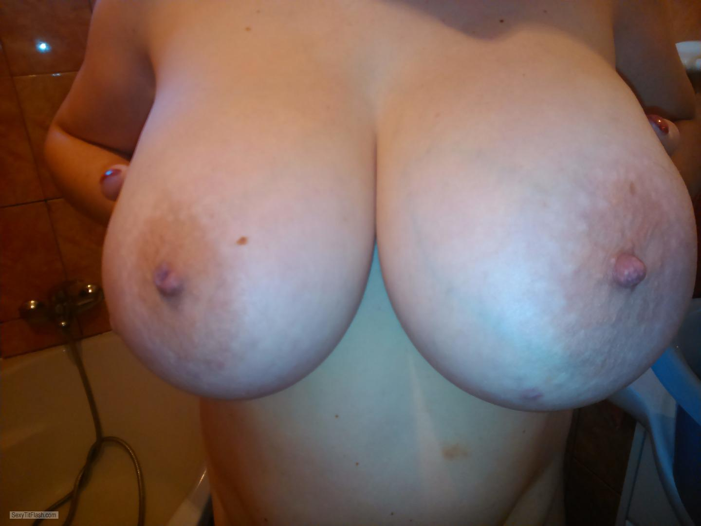 My Big Tits Selfie by Silvia