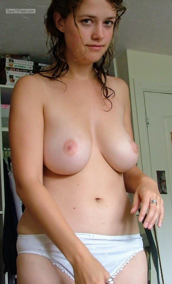 Big Tits Of My Ex-Girlfriend Topless Iona