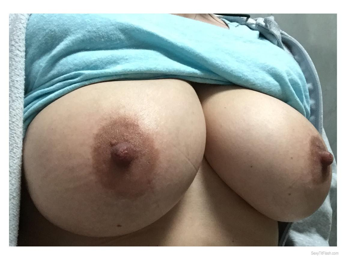 My Big Tits Topless Titties