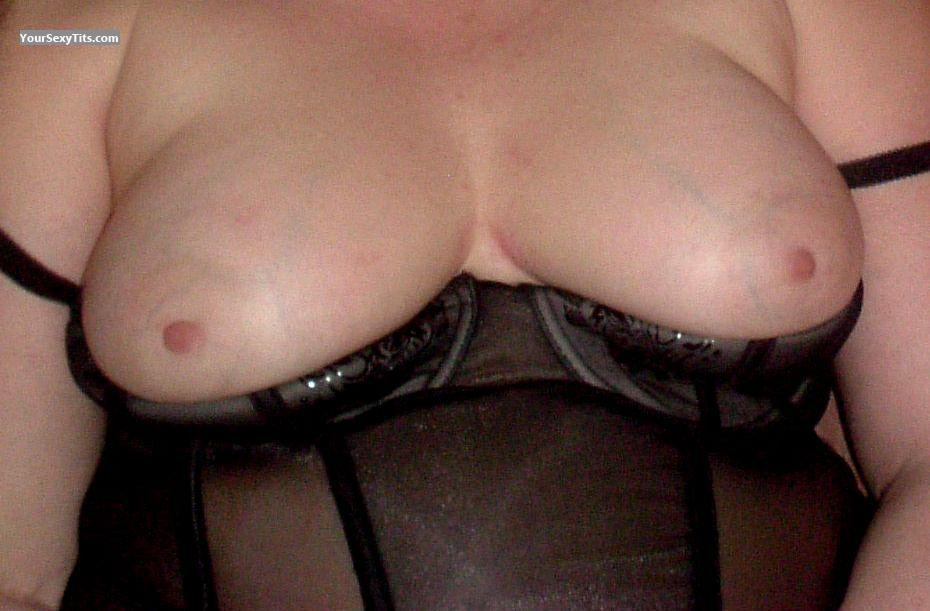 Tit Flash: Big Tits - Fran from Italy
