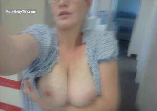 My Big Tits Selfie by Ringer