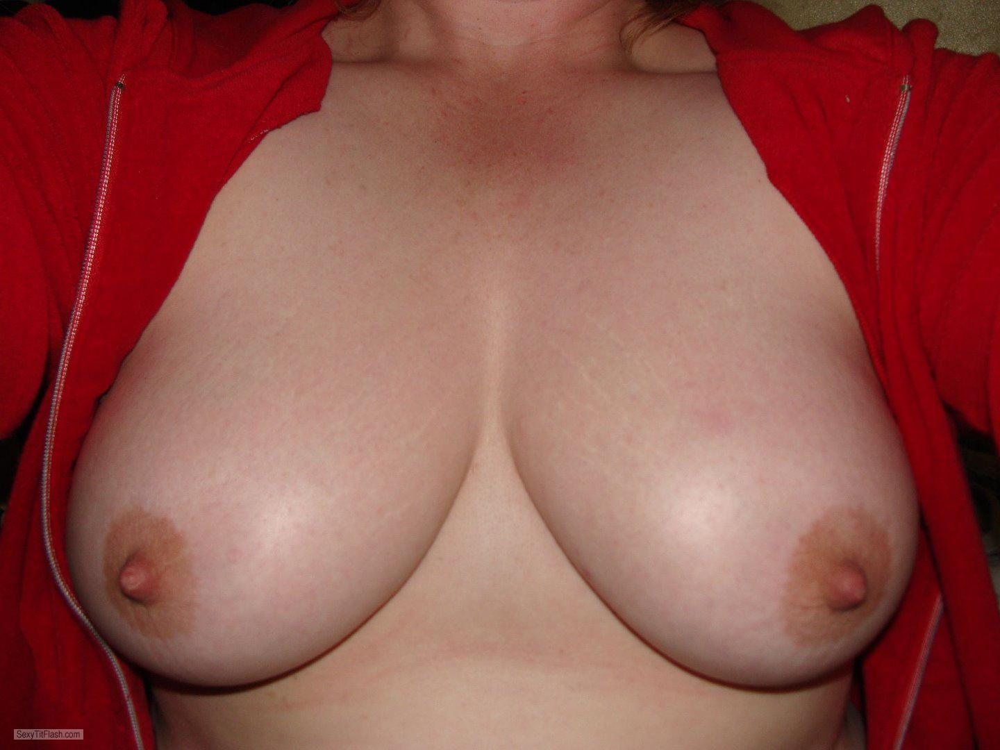 My Big Tits Selfie by Hot Anon