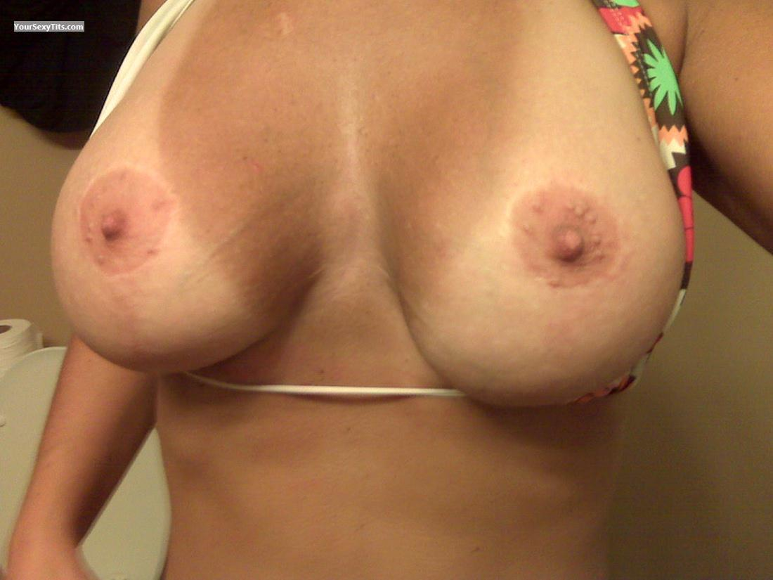 My Big Tits Selfie by Brooke38
