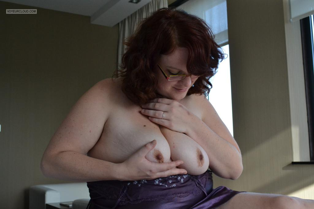 My Big Tits Topless Assie