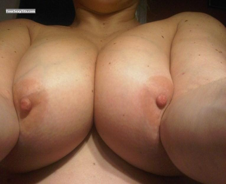 Tit Flash: My Big Tits (Selfie) - Titsy from United States