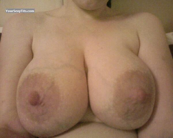 Tit Flash: My Big Tits (Selfie) - Frankie from United Kingdom