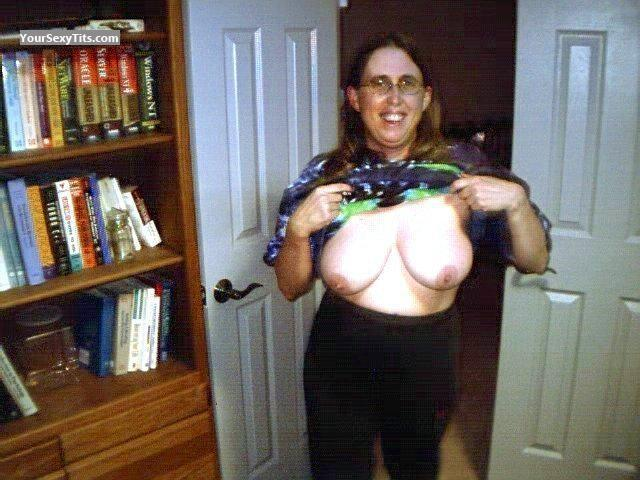 Big Tits Of A Friend Topless Allison Flashes