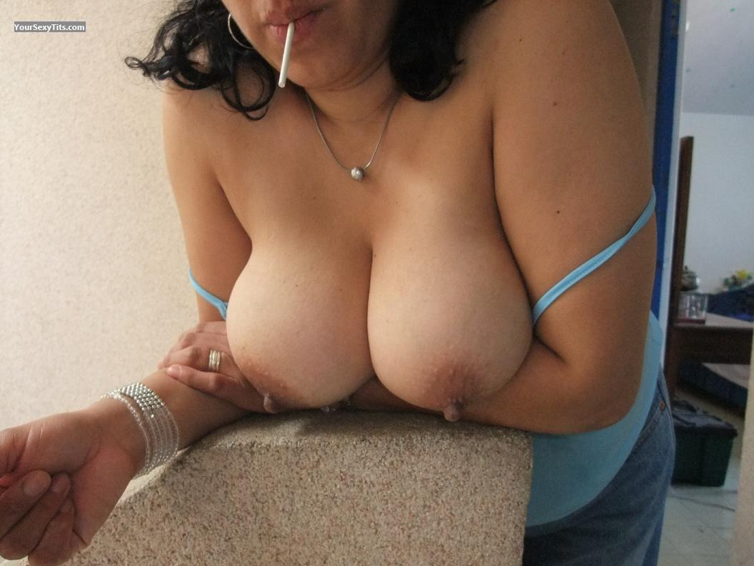 my wifes nude breasts