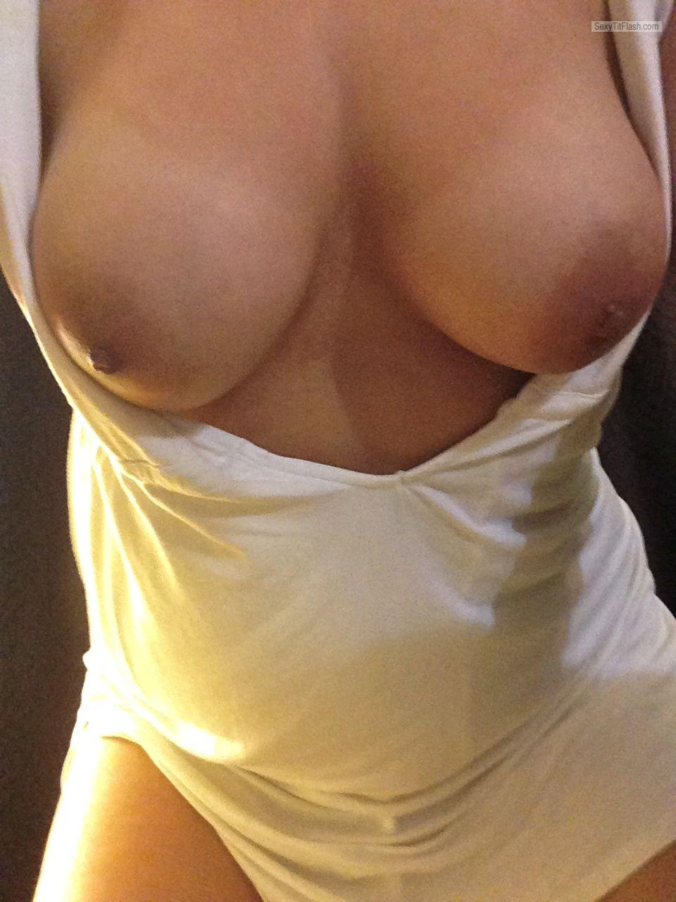 My Medium Tits Selfie by BB