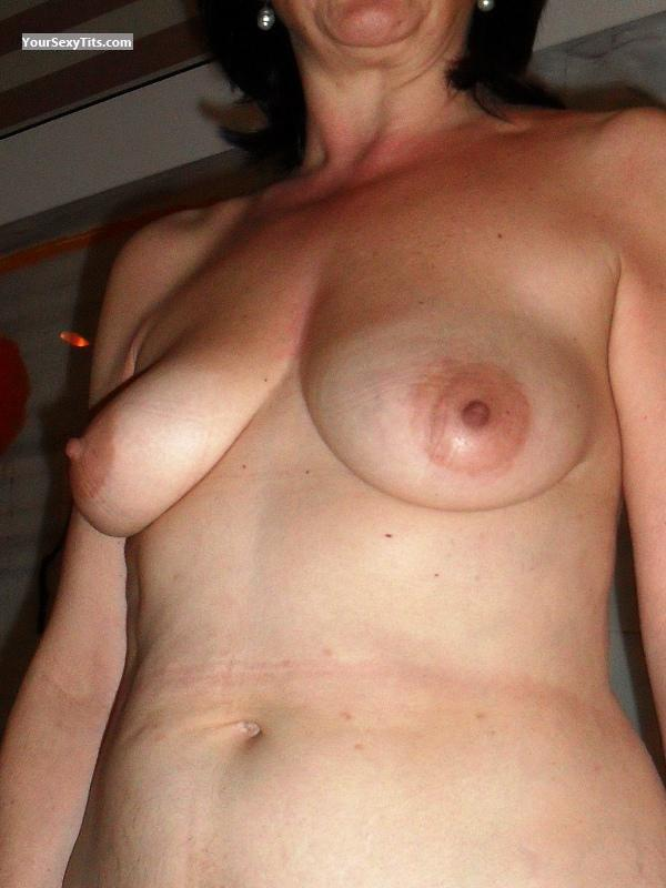 Tit Flash: Big Tits - Yonni from Spain