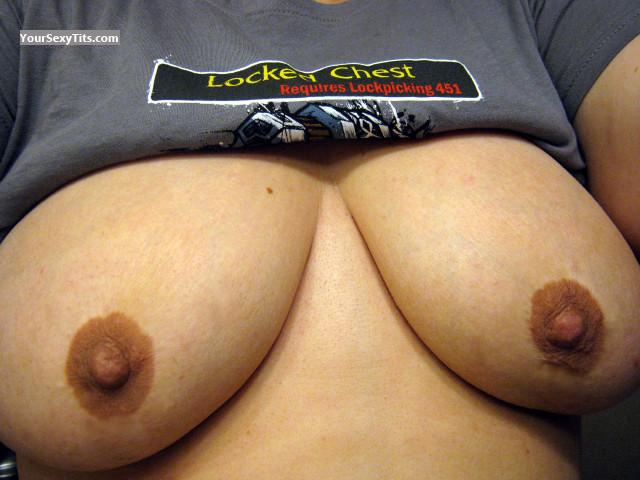 My Big Tits Selfie by A.G.S.