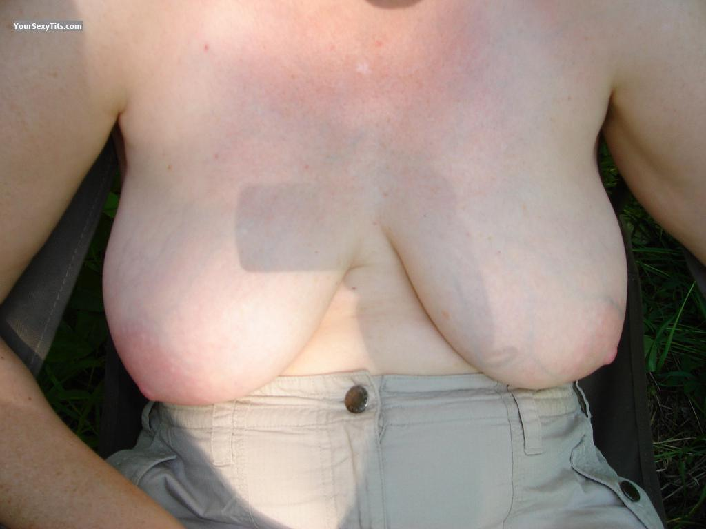 Tit Flash: Big Tits - Moosemilk from Netherlands