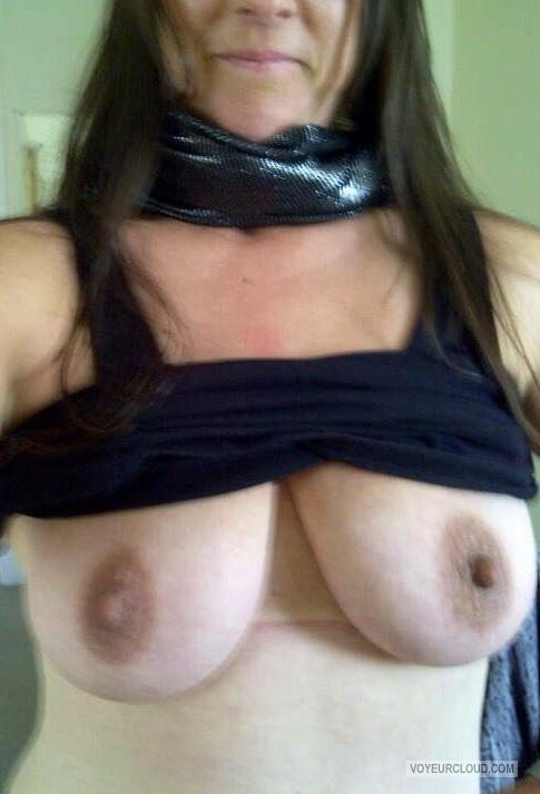 Big Tits Of My Wife Selfie by DD